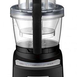 Cuisinart Elite Collection 2.0 12 Cup Food Processor, Black