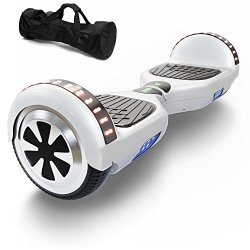 Hoverboard Self Balancing Scooter with Powerful Bluetooth Speaker