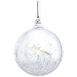 Swarovski 2018 Christmas Ball Ornament Annual Edition