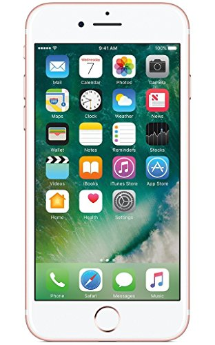 Apple iPhone 7, AT&T, 32GB - Rose Gold