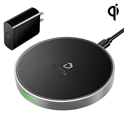 DESTEK Fast Wireless Charger for iPhone XS