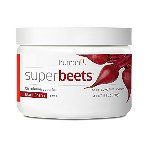 HUMAN N Superbeets Black Cherry Canister