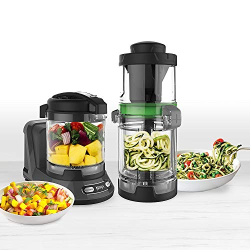 Ninja Food Processor with 400-Watt Base