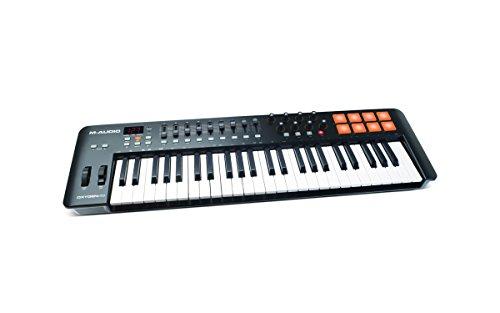 M-Audio Oxygen 49 MKIV | 49-Key USB MIDI Keyboard