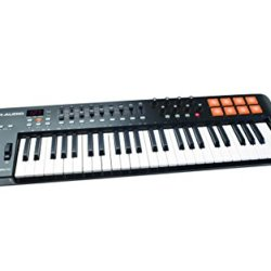 M-Audio Oxygen 49 MKIV | 49-Key USB MIDI Keyboard