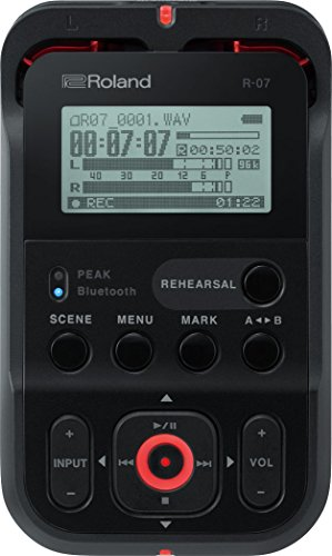 Roland High-Resolution Handheld Audio Recorder