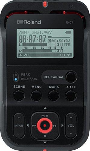 Roland High-Resolution Handheld Audio Recorder
