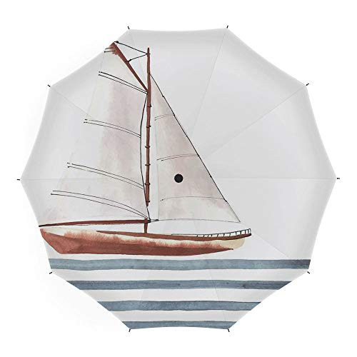 Umbrellas Compact Travel Umbrella Auto Open Close
