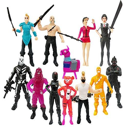 Ginkago Fortnitegame Action Figures Cartoon Toys