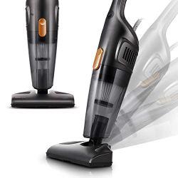OR&DK 2 in 1 Stick Handheld Vacuum Cleaner