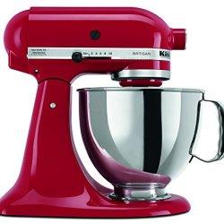 KitchenAid 5 Qt. Artisan Series - Empire Red