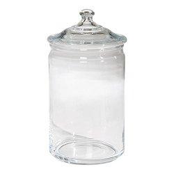 Ethan Allen Large Apollo Apothecary Jar
