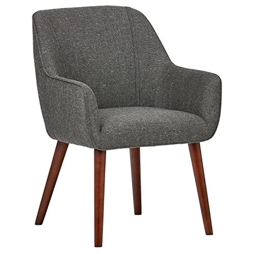 Rivet Julie Mid-Century Swope Accent Dining Chair