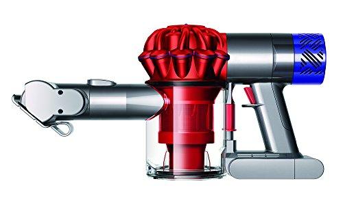 V6 Top Dog HEPA Handheld Vacuum, Red