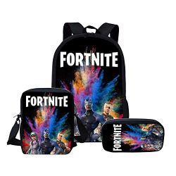 Fortnite Backpack, 3D Printed School Bags Fortnite Battle