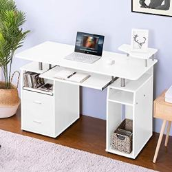 Merax Essential Home Office Computer Desk