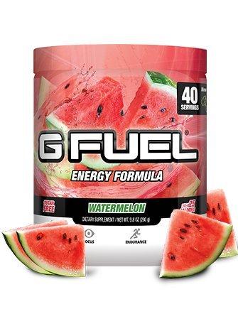 G Fuel Watermelon Tub (40 Servings) Elite Energy