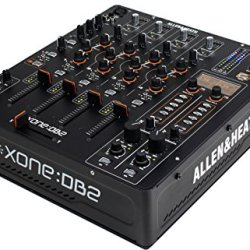 Allen & Heath XONE:DB2 4-Channel Digital DJ Mixer