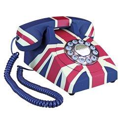 Design Toscano British Flag Antique Union Jack Rotary