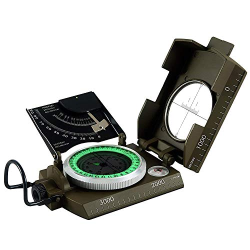 Eyeskey Waterproof Multifunctional Military Aluminum