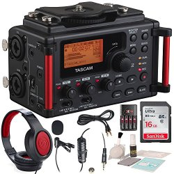 Tascam 4-Channel Portable Recorder for DSLR