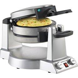 Cuisinart Breakfast Express Waffle/Omelet Maker, Stainless Steel