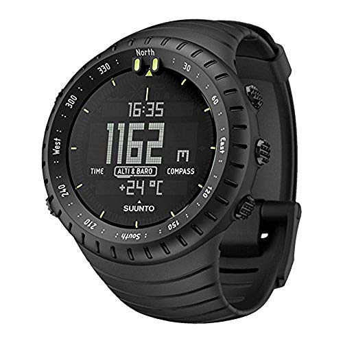 SUUNTO Core All Black – Military