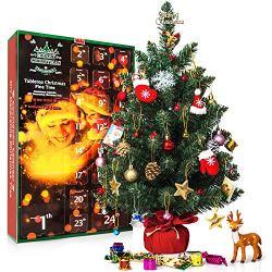 SWEET DIARY Christmas Advent Calendar 2018 Tabletop