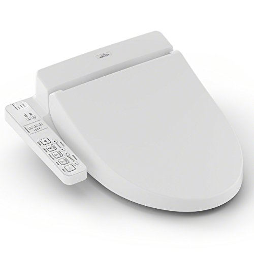 TOTO WASHLET Electronic Bidet Toilet Seat with PreMist