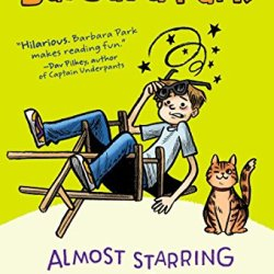 Almost Starring Skinnybones (Skinnybones Series)