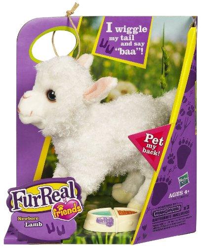 FurReal Newborn Lamb