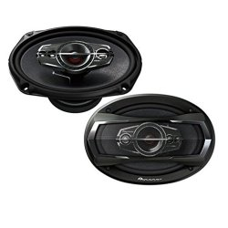 "New Pioneer 650 Watts 6"" X 9"" 5-Way 4 ohms Full Range"
