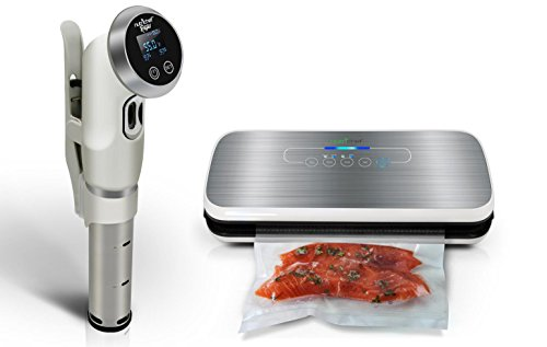 Nutrichef Sous Vide Immersion Circulator Cooker Thermal