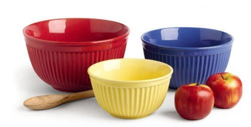 Primary Brights Mixing Bowl Set