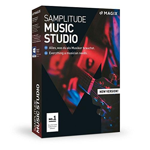MAGIX Samplitude Music Studio - Version 2019