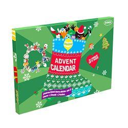 Mouttop 24 Days Christmas Advent Calendar Fashion