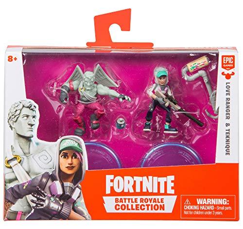 Fortnite Battle Royale Collection: Love Ranger & Teknique