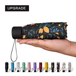 NOOFORMER Mini Travel Sun&rain Umbrella