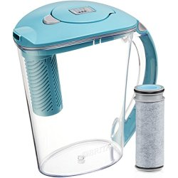 Brita Rapids Large Stream Filter As You Pour Water Pitcher