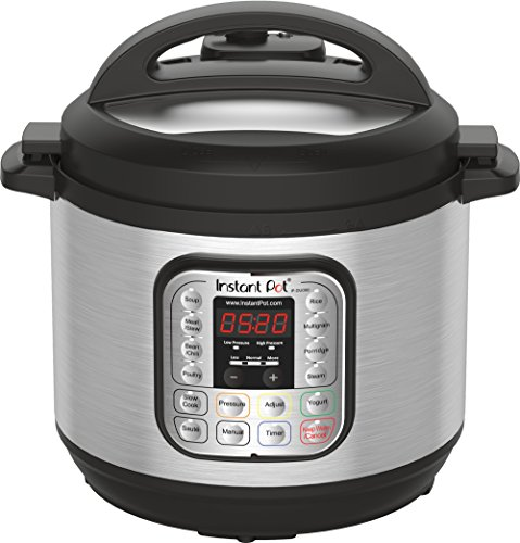 Instant Pot Qt 7-in-1 Multi- Use Programmable Pressure Cooker