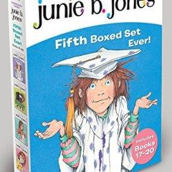 Junie B. Jones's Fifth Boxed Set Ever! (Books 17-20)