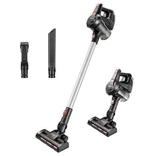 Finether Cordless Vacuum Cleaner, 2 in 1 Stick Vacuum