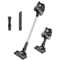 Finether Cordless Vacuum Cleaner, 2 in 1 Stick Vacuum