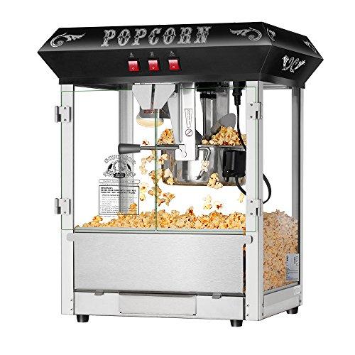 Hot and Fresh Countertop Style Popcorn Popper Machine