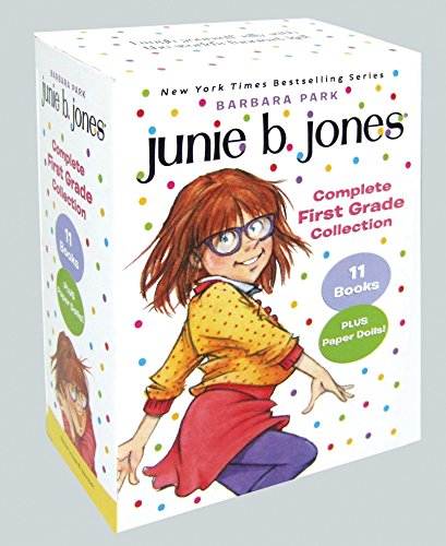 Junie B. Jones Complete First Grade Collection Box set