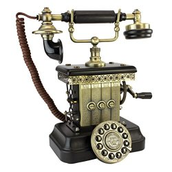 Design Toscano Antique Phone - Victorian Magneto