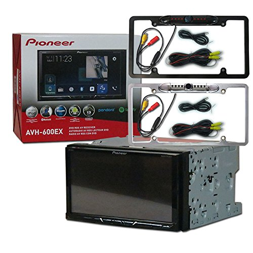 Pioneer Double Touchscreen Car Stereo
