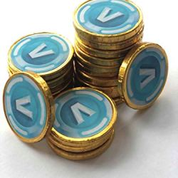 B.B 40 Fortnite Inspired V Bucks Chocolate Coins Loose