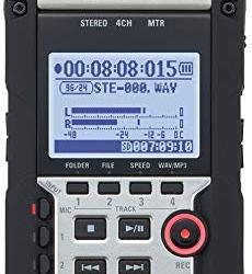 Zoom H4N PRO Digital Multitrack Recorder