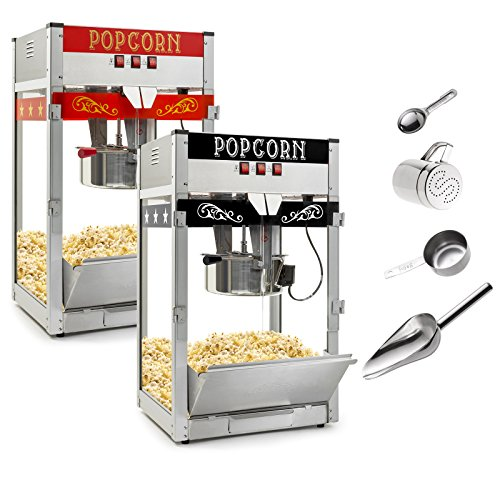 Olde Midway Commercial Popcorn Machine Maker